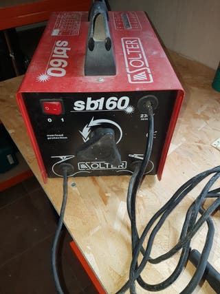 soldador electrodos