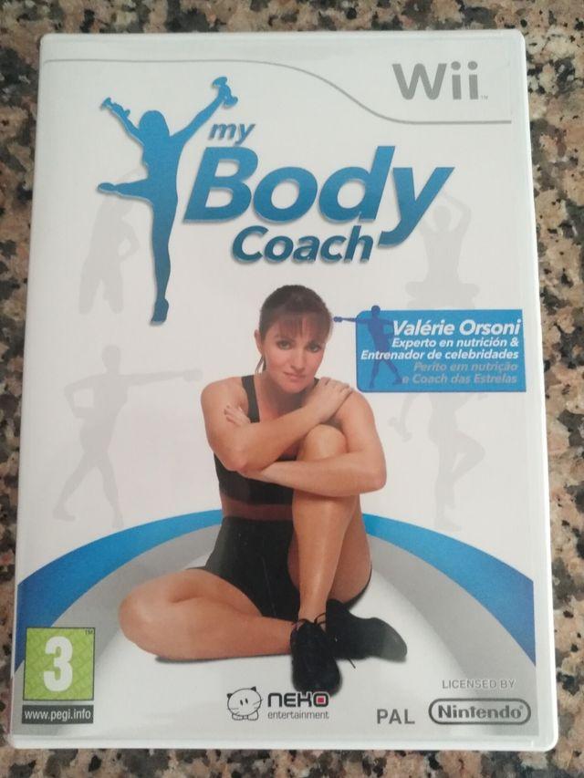 Juego My Body Coach