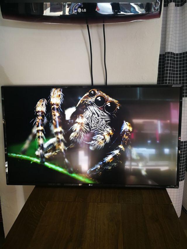 """TV LG 43"""" ULTRA HD 4K"""
