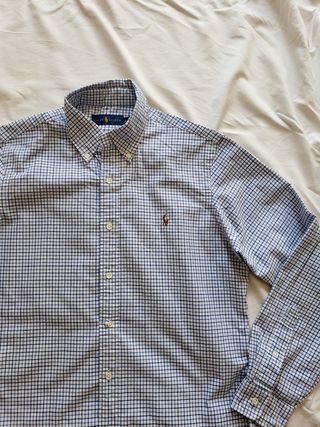 Camisa Clasica Ralph Lauren