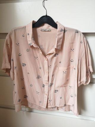 Camisa corta