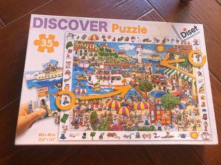 Puzzle de buscar cosas (infantil)