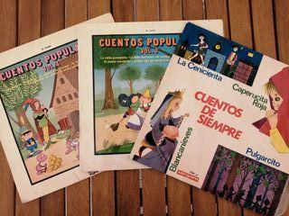 Discos cuentos infantiles