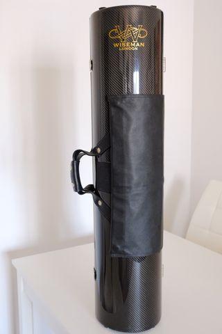 Wiseman Fibra Carbono Clarinete Bajo Model A