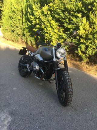 BMW R nineT Scrambler 1200cc