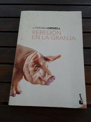 libro Rebelión en la granja
