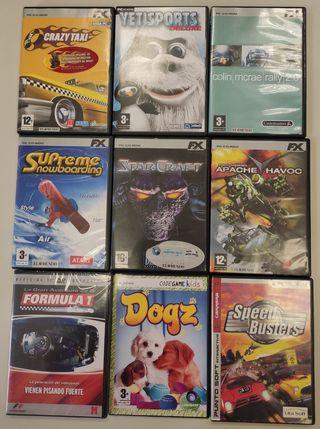 Juegos vintage para PC
