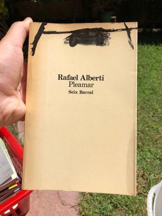 RAFAEL ALBERTI PLEAMAR SEIX BARRAL