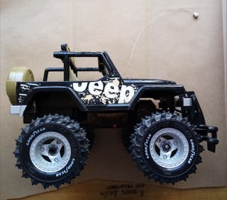 Coche Jeep Wrangler radiocontrol (NIKKO)