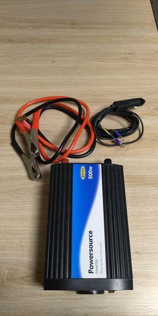 convertidor 12-220v 500w