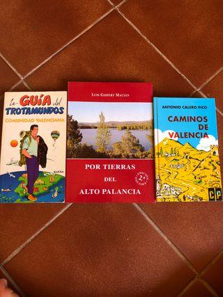 GUIAS COMUNIDAD VALENCIANA ALTO PALANCIA VALENCIA
