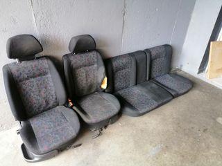 asientos vw golf mk3 5p