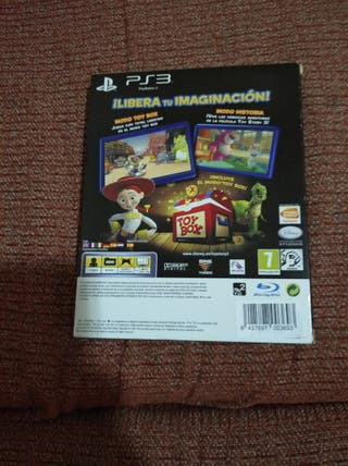 juego PS3 toy story