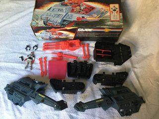 G.I. Joe Cobra H.I.S.S. II 1989 (completo)