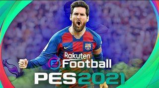 PES 2021 para play 2
