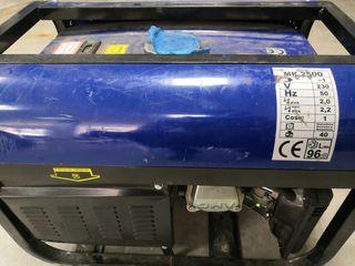 GENERADOR ELÉCTRICO CAMPEÓN MK-2500