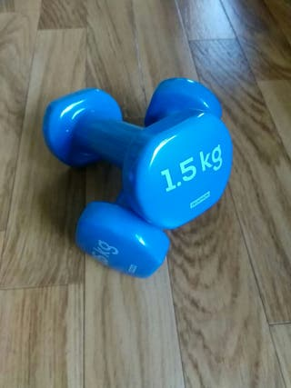 pesas 1,5 kg