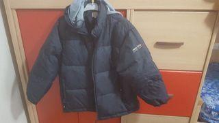 €10 chaquetón 50% pluma 50%plumon