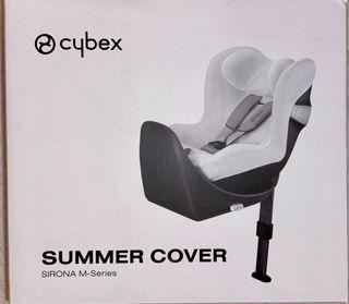 Funda silla coche de verano cybex