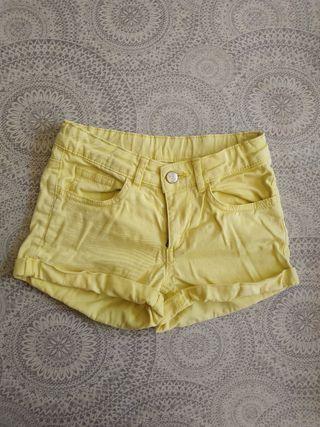 Lote 3 shorts talla 8/9