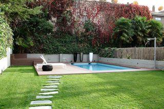 Servicios de mantenimiento para jardines y piscina