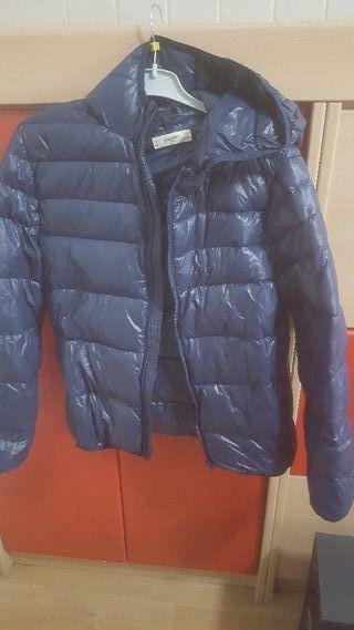 €10 chaqueta plumas Mango Talle 13 14