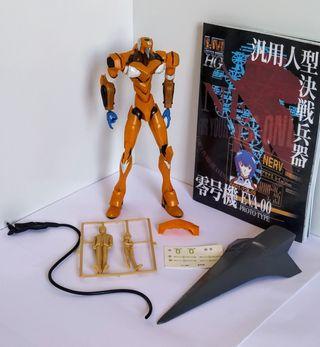 Figuras Evangelion BENDI(5) 20cm