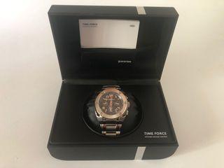 Reloj de pulsera caballero Time Force. NUEVO.
