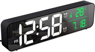 "Reloj Despertador Digital pantalla 10"""