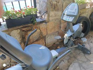 Bicicleta estática TUNTURI