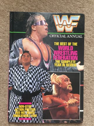 WWF Official 1993 Wrestling Annual