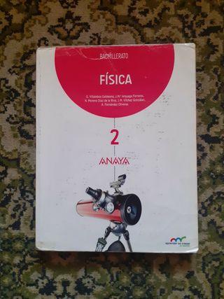 libro de física 2 bach