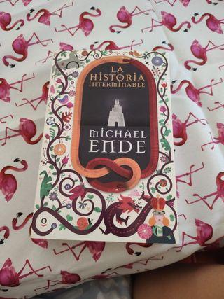"Libro ""La historia interminable"""