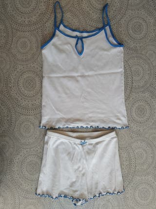 Pijama talla 7/8 aprox