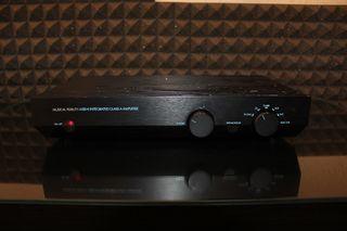 Amplificador Integrado Musical Fidelity A100X