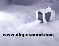 Alquiler maquina de humo bajo
