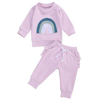 conjunto niña bebé nuevo princesa 18/24 MESES