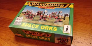 Warhammer 40 Space Orks (1996)