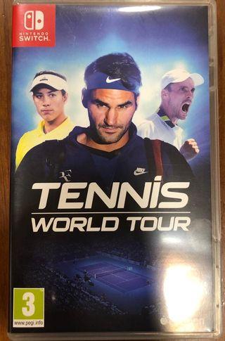 Juego Tennis World Tour Nintendo Switch
