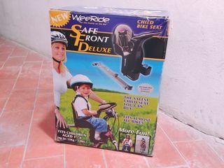 Silla niño Bici. WeeRide (Safe Front Deluxe)