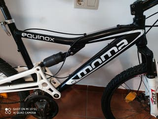 Se vende bicicleta mtb doble suspensión