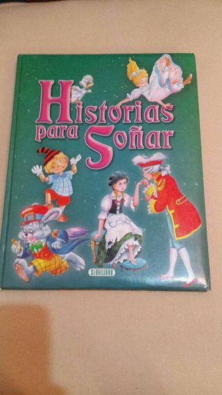 Libro Historias para soñar