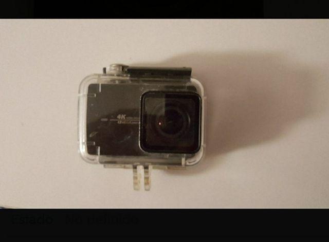 Camara Yi 4k 12 megapixels