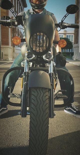 Keeway Superlight Carenado/Cúpula delantera