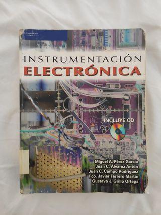 Libro: Instrumentación electrónica