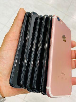 iPhone 7 32GB Estado bien factura y garantía