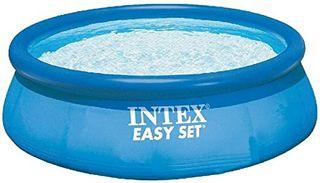 piscina hinchable 305 más kit mantenimiento