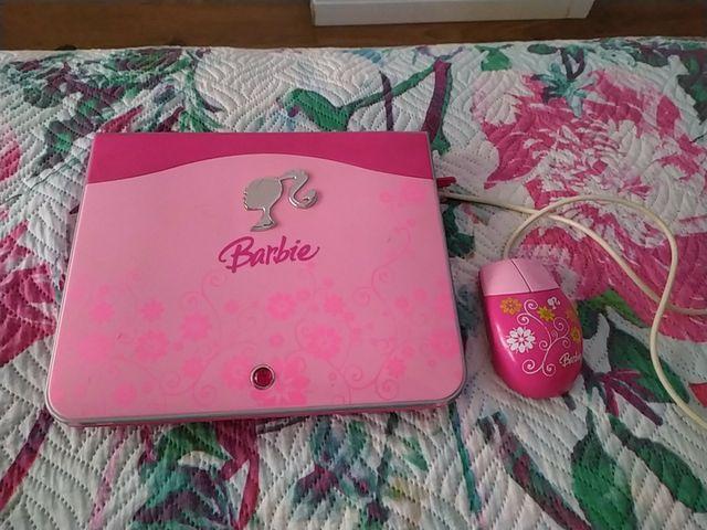 Ordenador de la Barbie