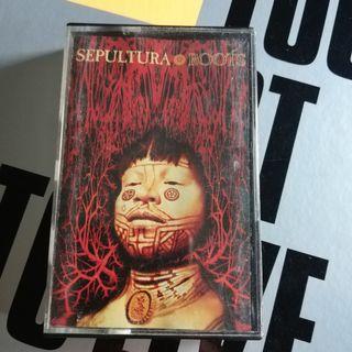 """Cassette Sepultura """"Roots"""""""