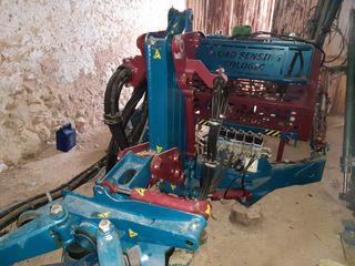 vibro tractor de cadenas